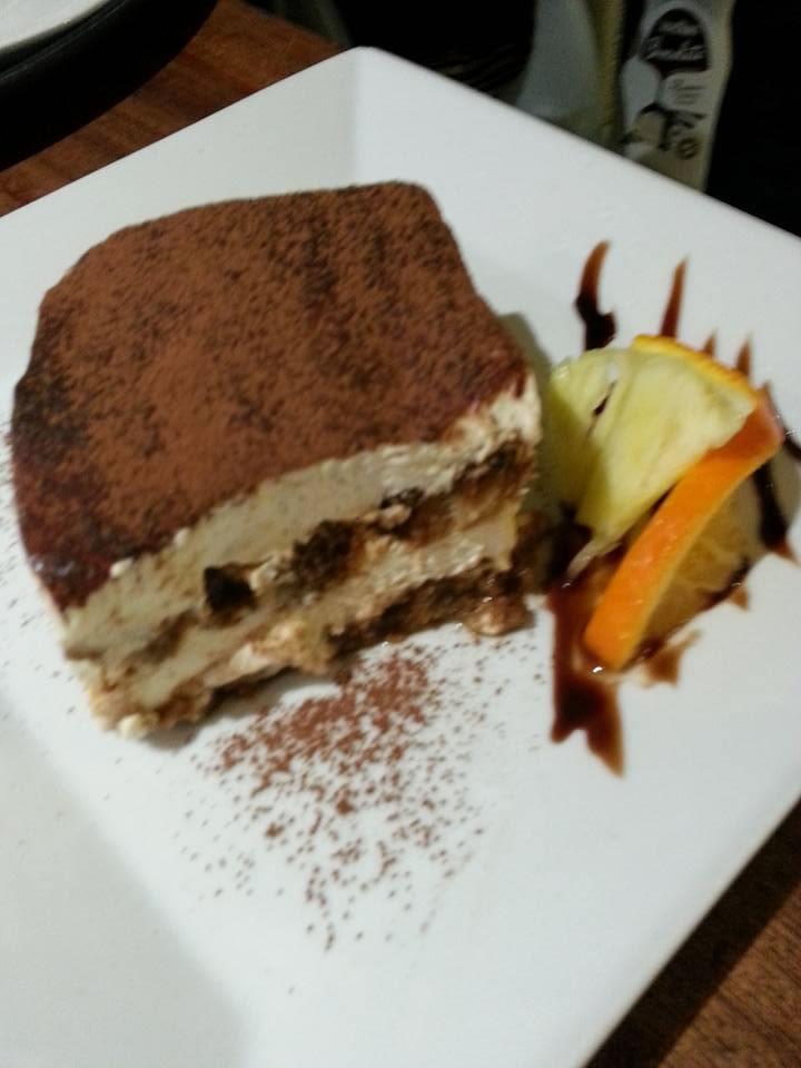 Menu Tinos Italian Restaurant And Function Room Preston